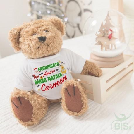 Customizable teddies with Text and Photo Teddy Bear -Elephant and Monkey
