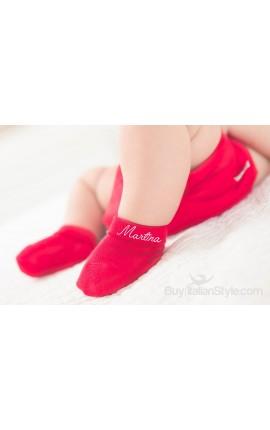Costumizable baby socks