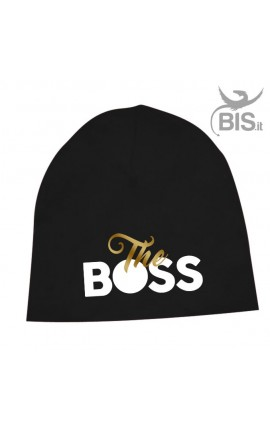 Cappellino Frigio THE BOSS