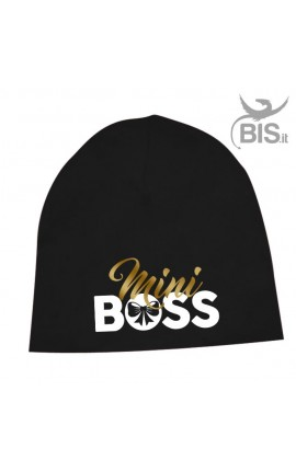 Cappellino Frigio Bimba MINI BOSS