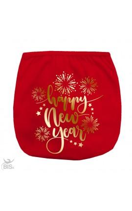 Mutandina copri-pannolino Happy new year