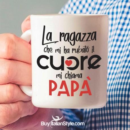 "Mug "" BEST DAD IN THE WORLD"""