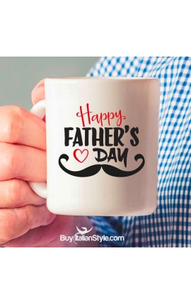 "Coffee Mug ""HAPPY FATHER'S DAY"""