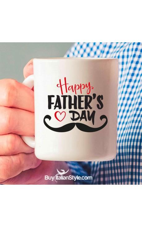 """Tazza """"Happy father's day"""""""