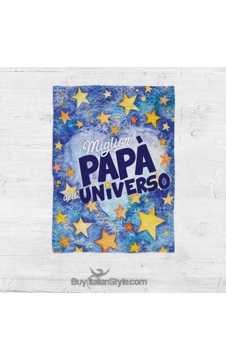 """Plaid """"Miglior papà dell'universo!"""""""