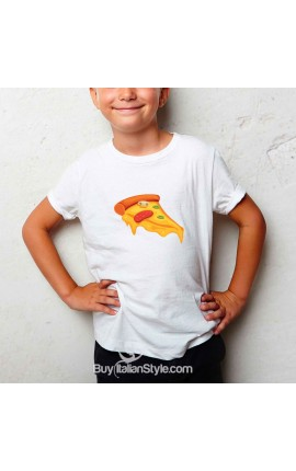 Boy T-Shirt Pizza Slice