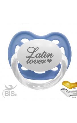 """Ciuccio love """"Latin lover"""""""