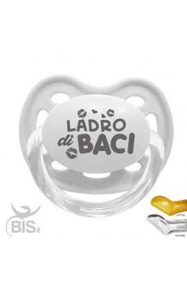 """Ciuccio love """"Ladro di baci"""""""