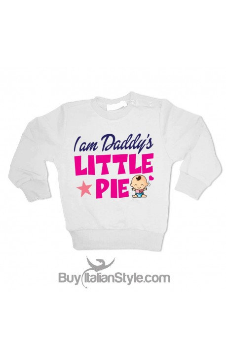 "Sweatshirt ""daddy's little meatball"""