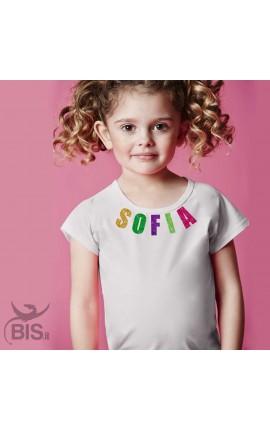 "Half-sleeved T-Shirt ""I am Daddy's Little Pie"""