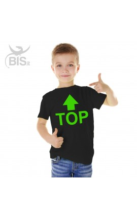 "T-shirt bimbo ""TOP"""
