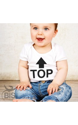 "Body neonato ""TOP"""