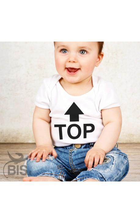 """Body neonato """"TOP"""""""