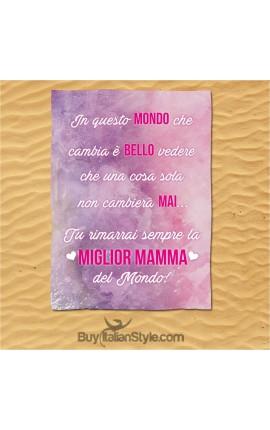 """Telo mare """"miglior mamma del mondo"""""""