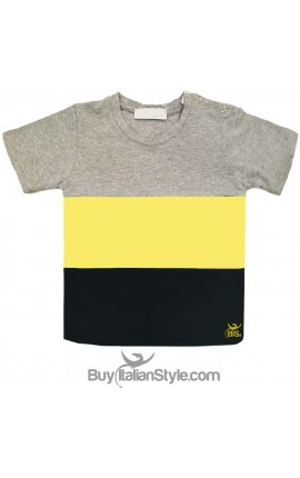 Boy Striped T-Shirt Urban Style