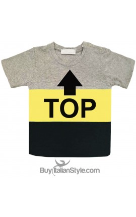 "T-shirt bimbo urban style ""TOP"""