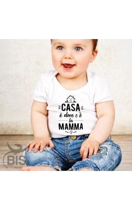 """Body  """"CASA è dove c'è la MAMMA"""""""