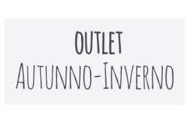 OUTLET autunno-inverno