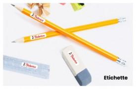 Etichette adesive multiuso da personalizzare