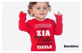 Baby clothing from 3 to 14 years with funny prints