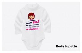 Body per neonati invernali in caldo cotone e collo a lupetto