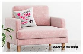 Cuscini personalizzati, federe con foto in vendita