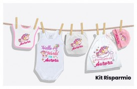 complete new born baby kit