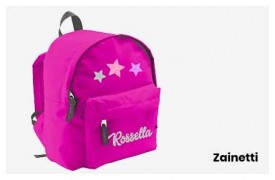 Personalized Backpacks and school Supplies