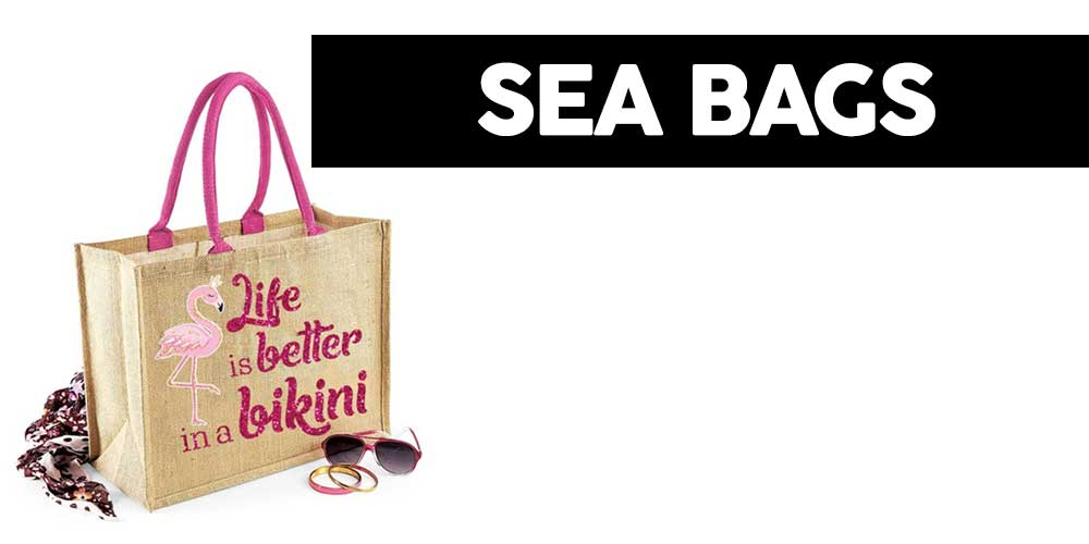 customizable sea bag