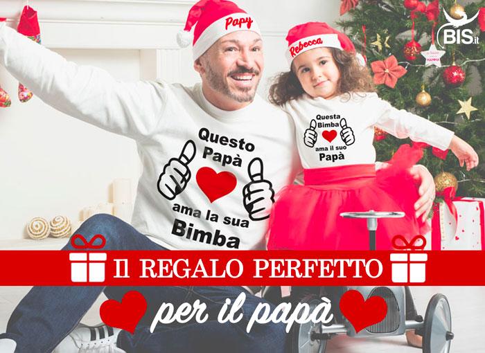 Idee regalo natalizie per ill papà