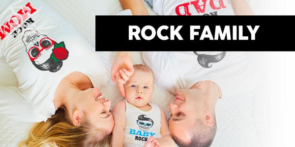 magliette e felpe abbinate per la famiglia